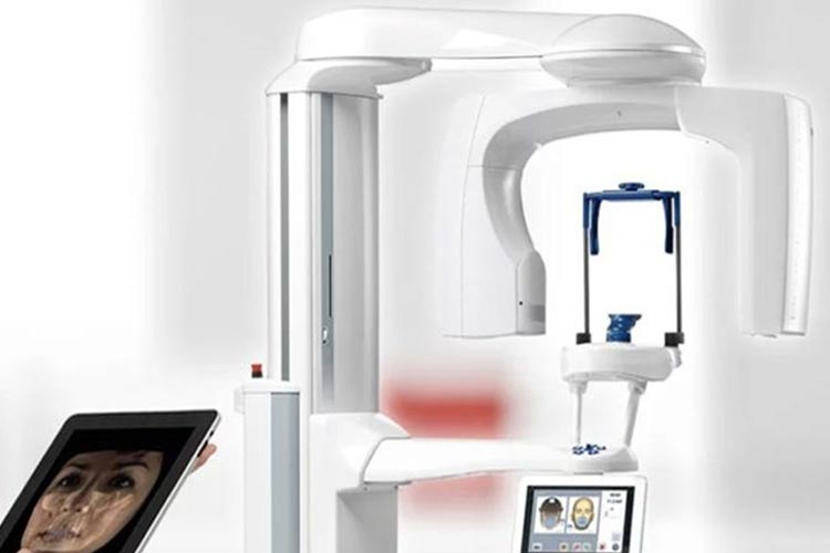 3D Dental Tomografi